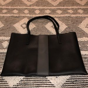 Vince Camuto Faux Leather Tote